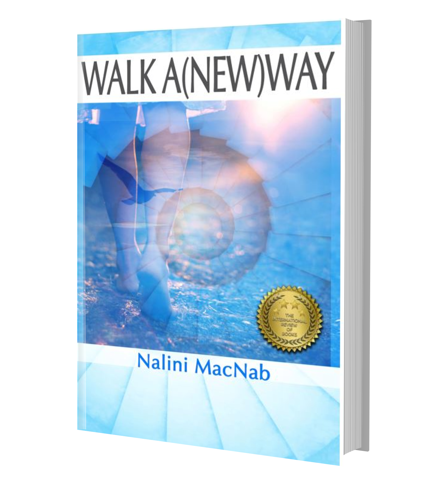 Are you interested in how I found my path? Read my story in my eBook, 'Walk a (New) Way'.