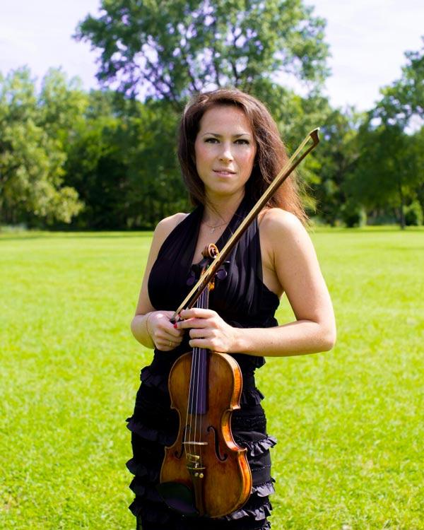 Irina Fatykhova, Violin