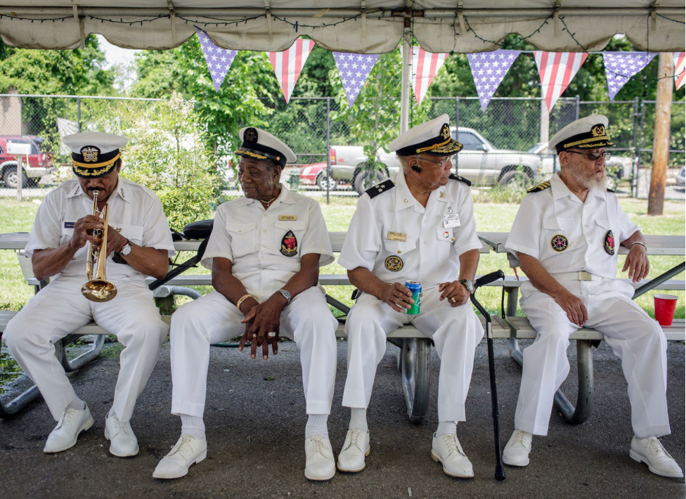 Seafarers Captains (photo by Beck Harlan)