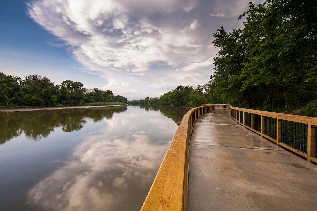 The Anacostia River runs for miles through the District, and changes drastically in character from the booming Buzzard Point to the quiet and verdant Kenilworth Aquatic Gardens. But is that spectrum of character intentional?