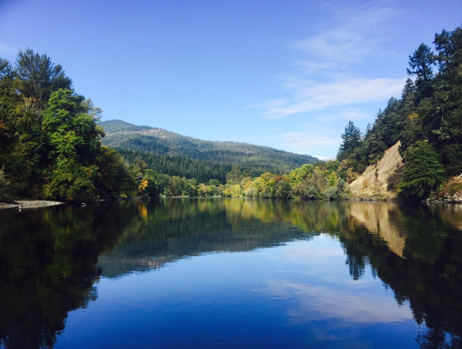 Wild and Scenic Rogue River.