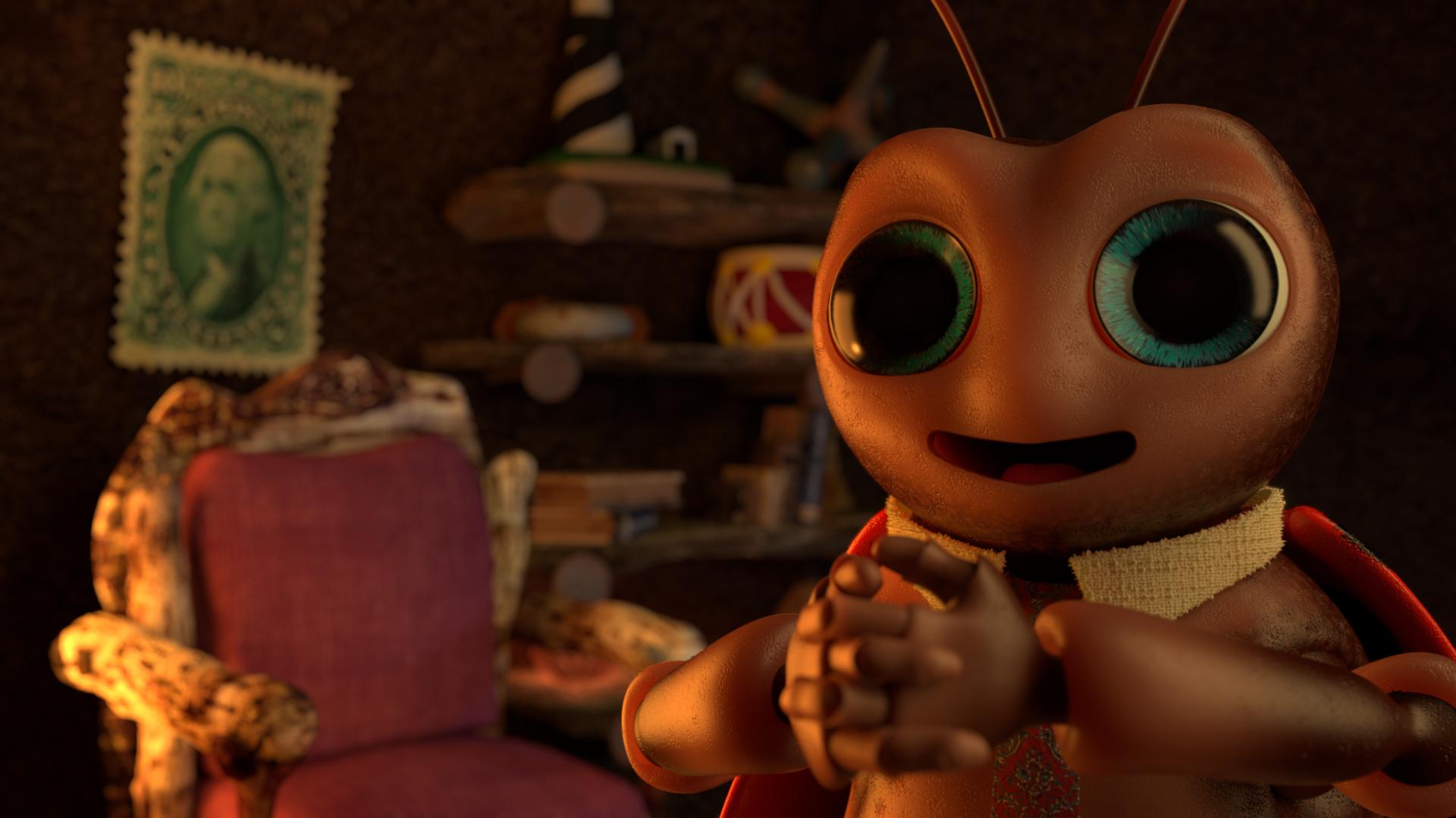 Bugspray 2016 - Lighting Arnold 4 Renderer for Maya