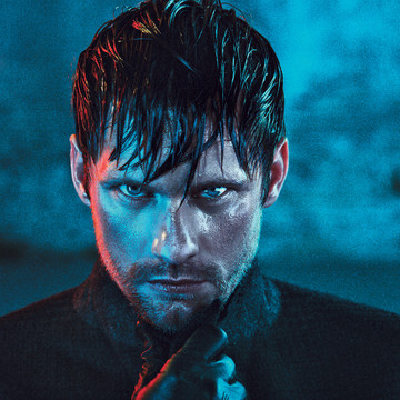 This image of Alexander Skarsgard is the inspiration for the following image.     Image Credit:    https://www.interviewmagazine.com/film/alexander-skarsgard