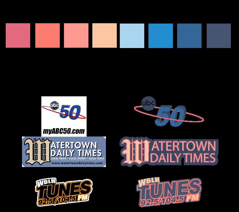 Logo Re-design - and Pallette for new design