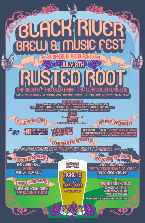 Black River Brew & Music Festival