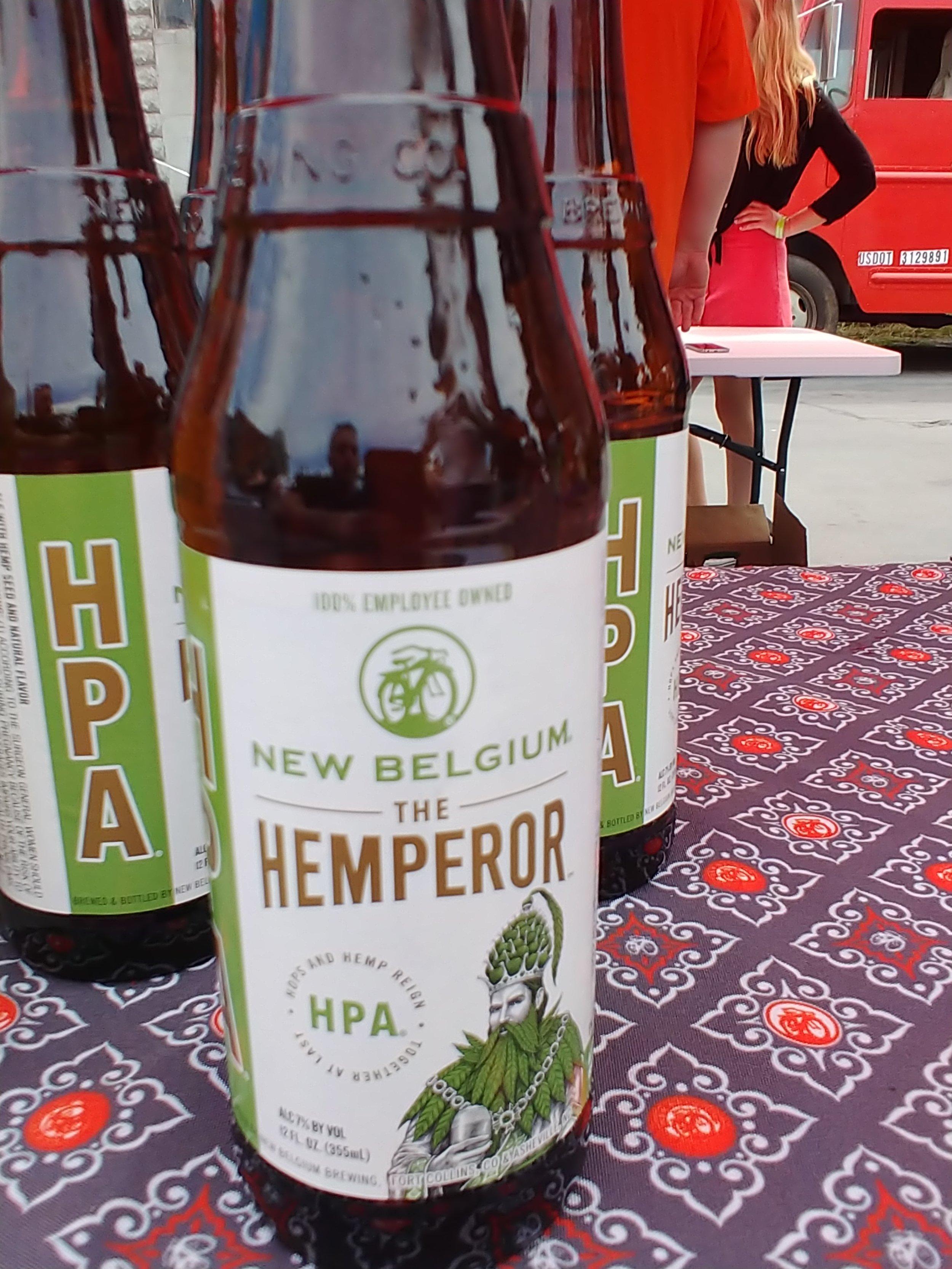 New Belgium Hemperor