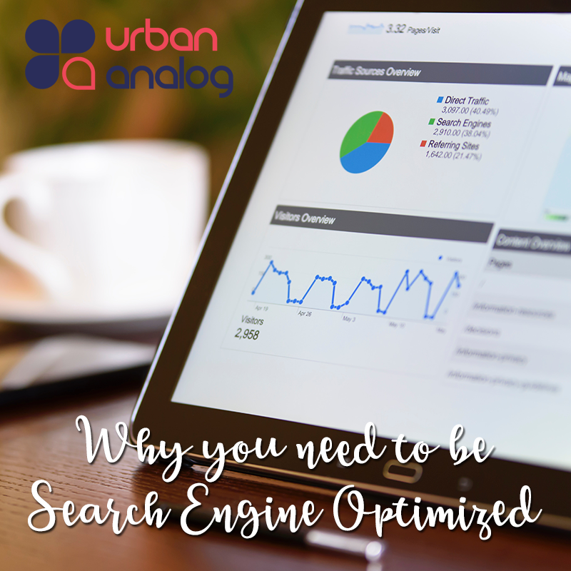 Get Search Engine Optimized