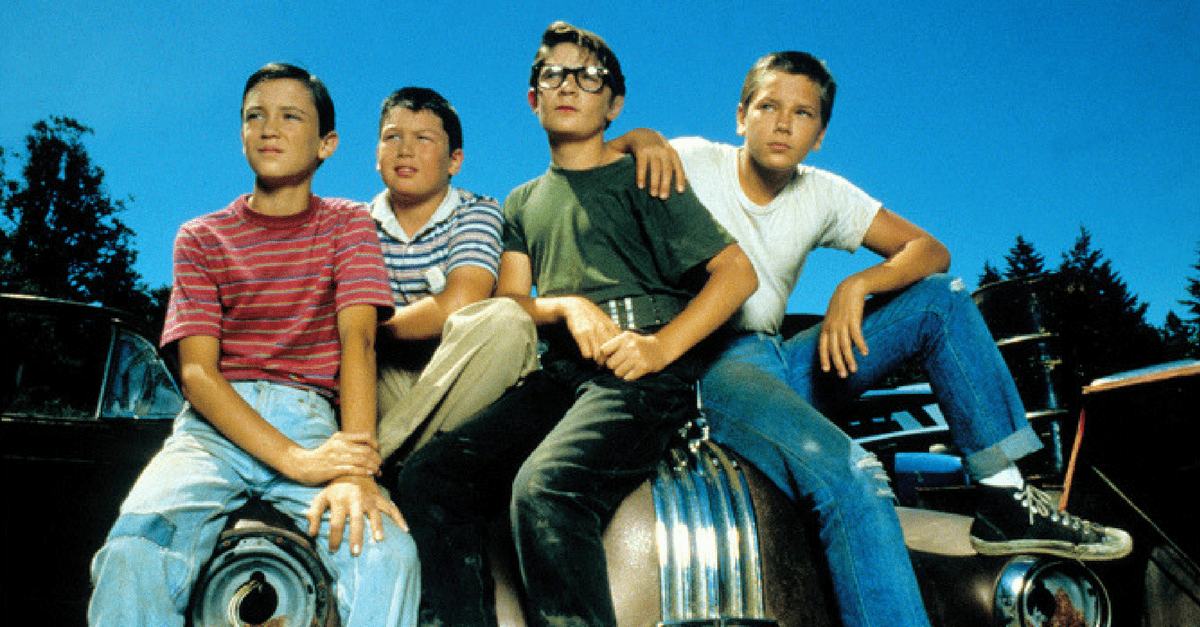 Childhood is Hell - Veronica dives into coming of age movies such as Stand By Me and Now and Then, The Transfiguration and Eyes of My Mother.