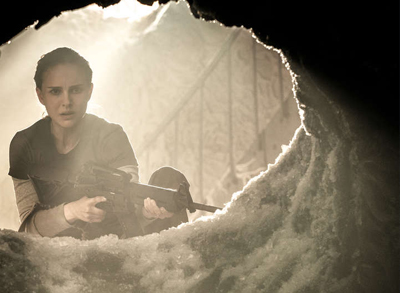 """Annihilation Review: A Refraction of Mortality - Jenna's in-depth explanation of Annihilation has garnered a steady stream of hits throughout the year. Read her review, which answers all of your questions of """"huh"""" and """"what"""" and """"wtf?"""""""
