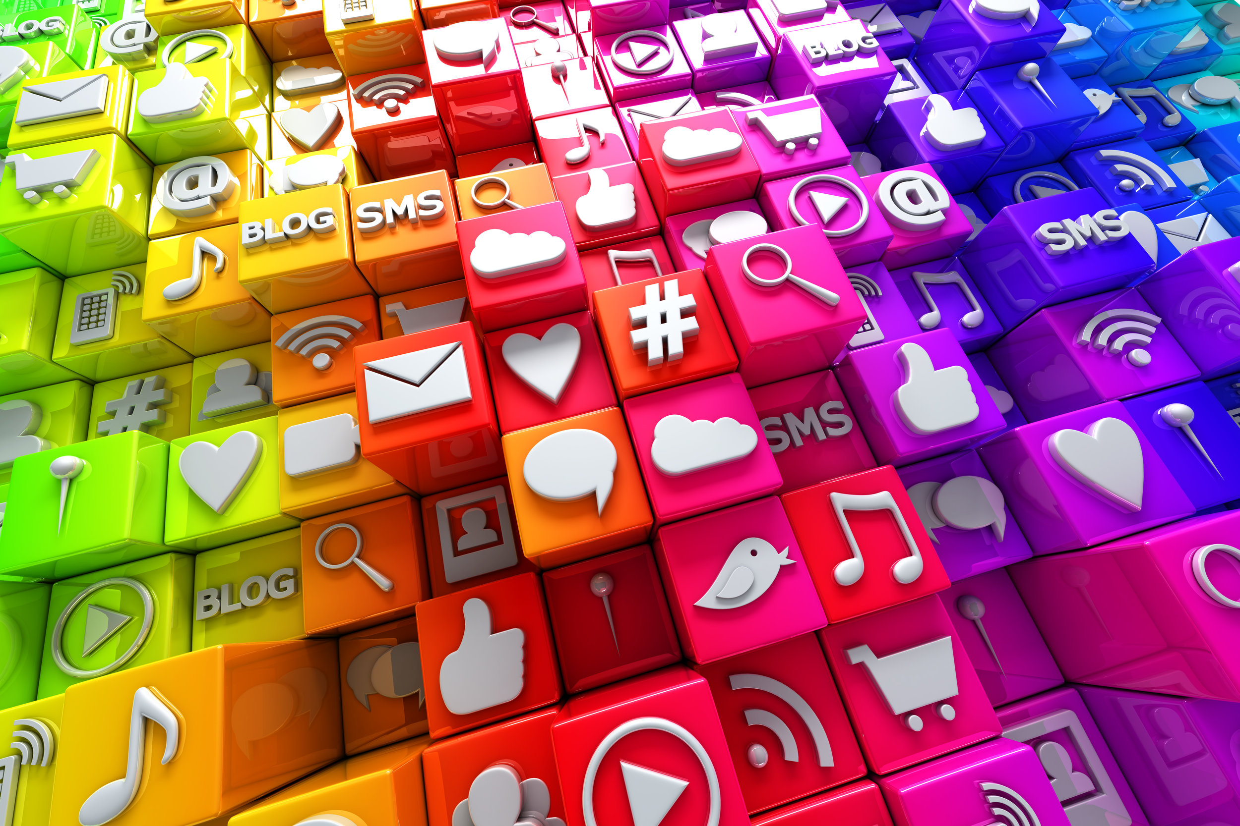 Social Media Marketing - Taking Brands to New Heights!