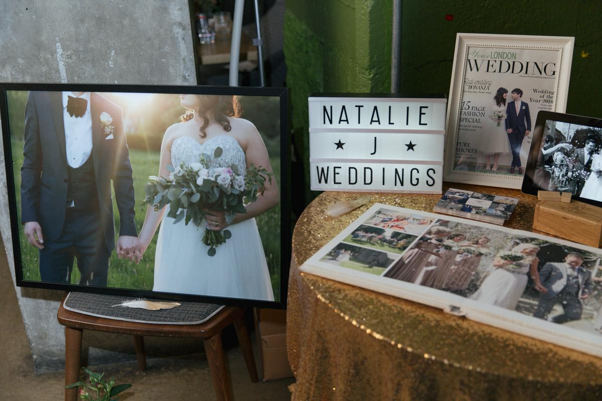 Natalie J Watts Wedding Photogaphy