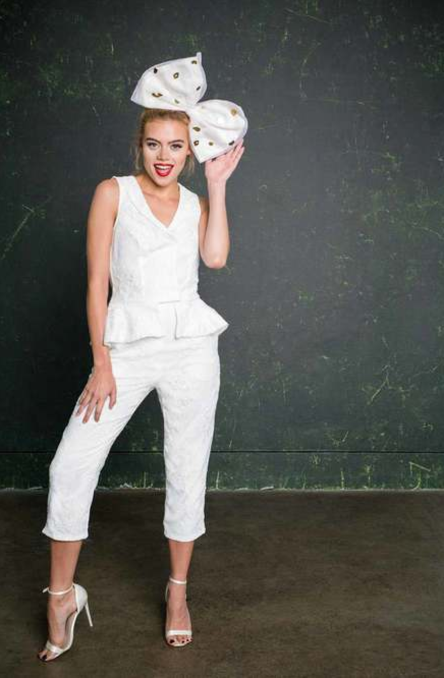 House of Ollichon (Islington, London)  Looking for something different? A second outfit for the party? Or just a great bridal jumpsuit? Hannah is the first bridal designer who does not have dresses. You will find here the widest range of separates and bridal jumpsuits. Yay!