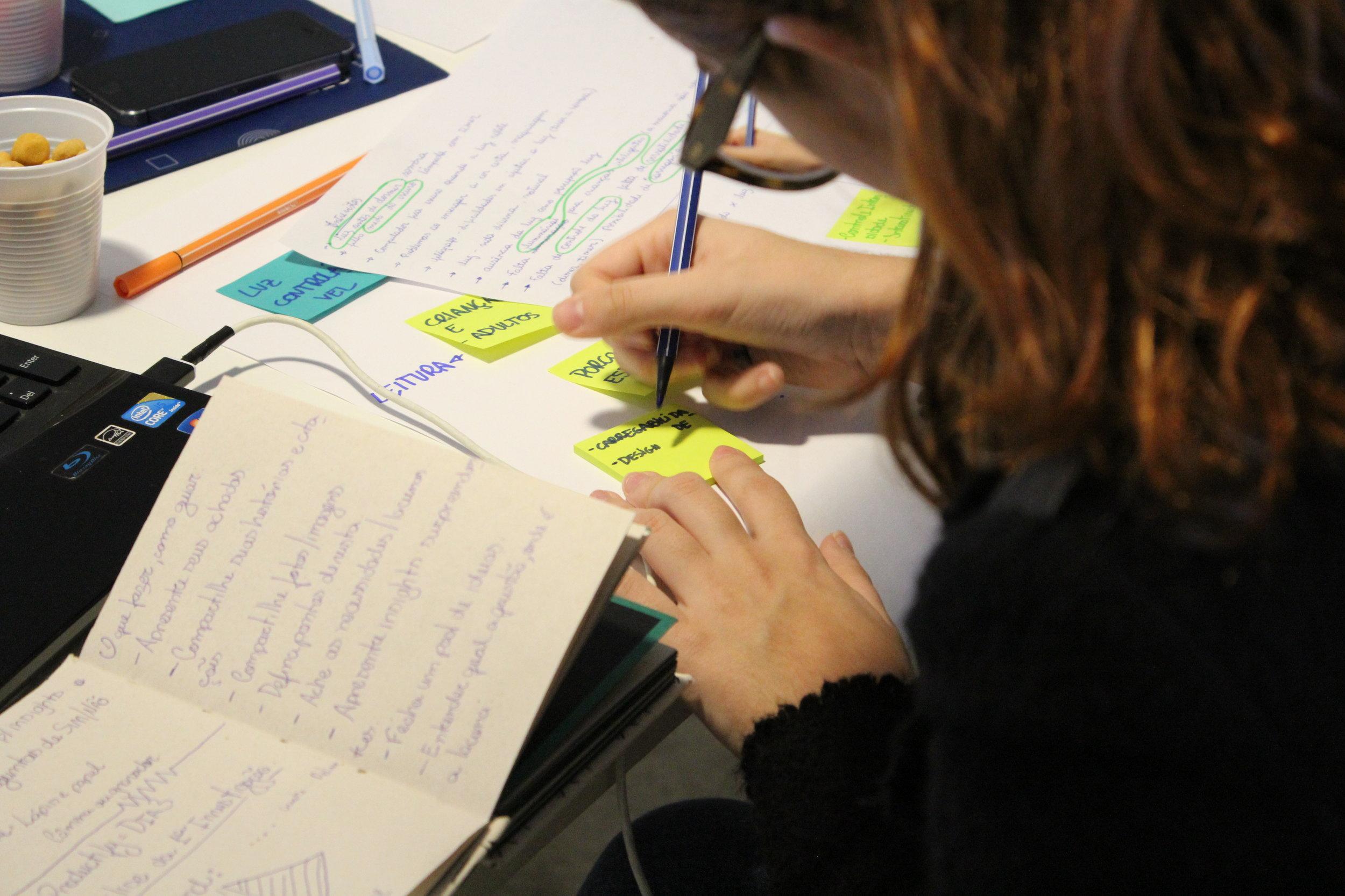 Análise, ideação e prototipação são as fases percorridas para se desenhar um serviço de relevância.