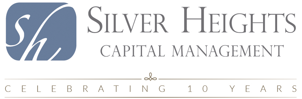 Silver Heights manages money for affluent individuals and families and select institutions. We are focused on the goal of growing our clients' capital over time, while minimizing the risk of capital loss.