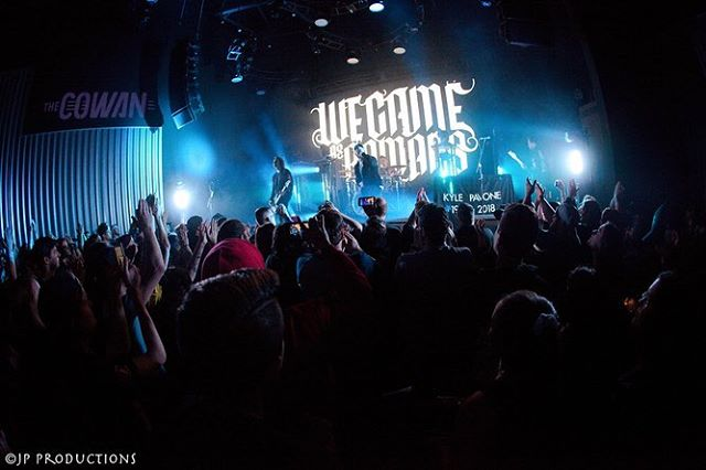 We Came as Romans and Erra rocked The Cowan this week!! Check out Jennifer's photos and reviews from this awesome show! Link in bio 🤘🏻 📷 @jp_productions_nashville
