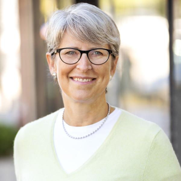 Susan Buchanan - candidate for 2019 OAK pARK VILLAGE TRUSTEE