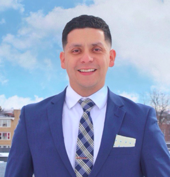ESTEBAN RODRIGUEZ - CANDIDATE FOR DISTRICT 201 SCHOOL BOARD