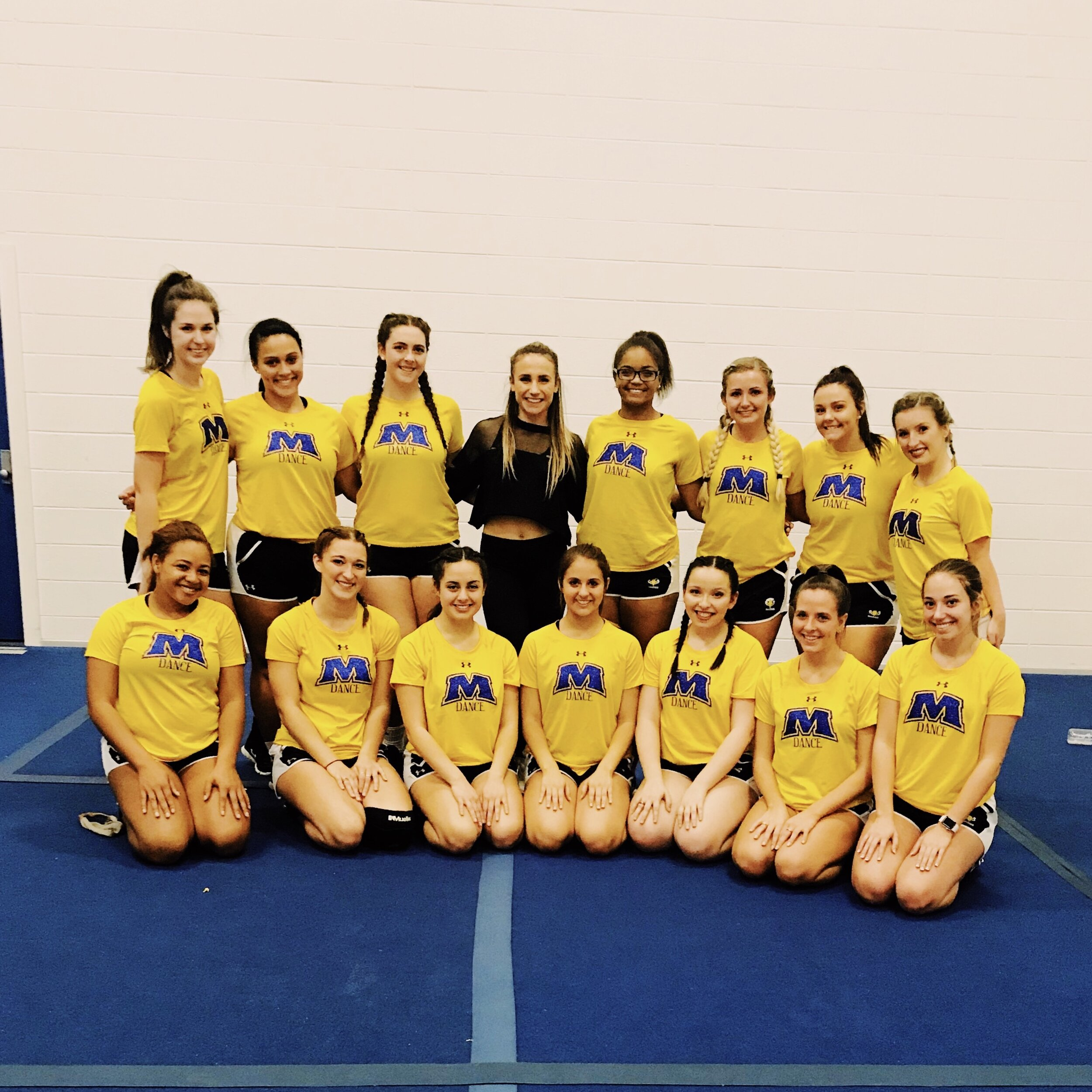 Morehead State University Dance Team