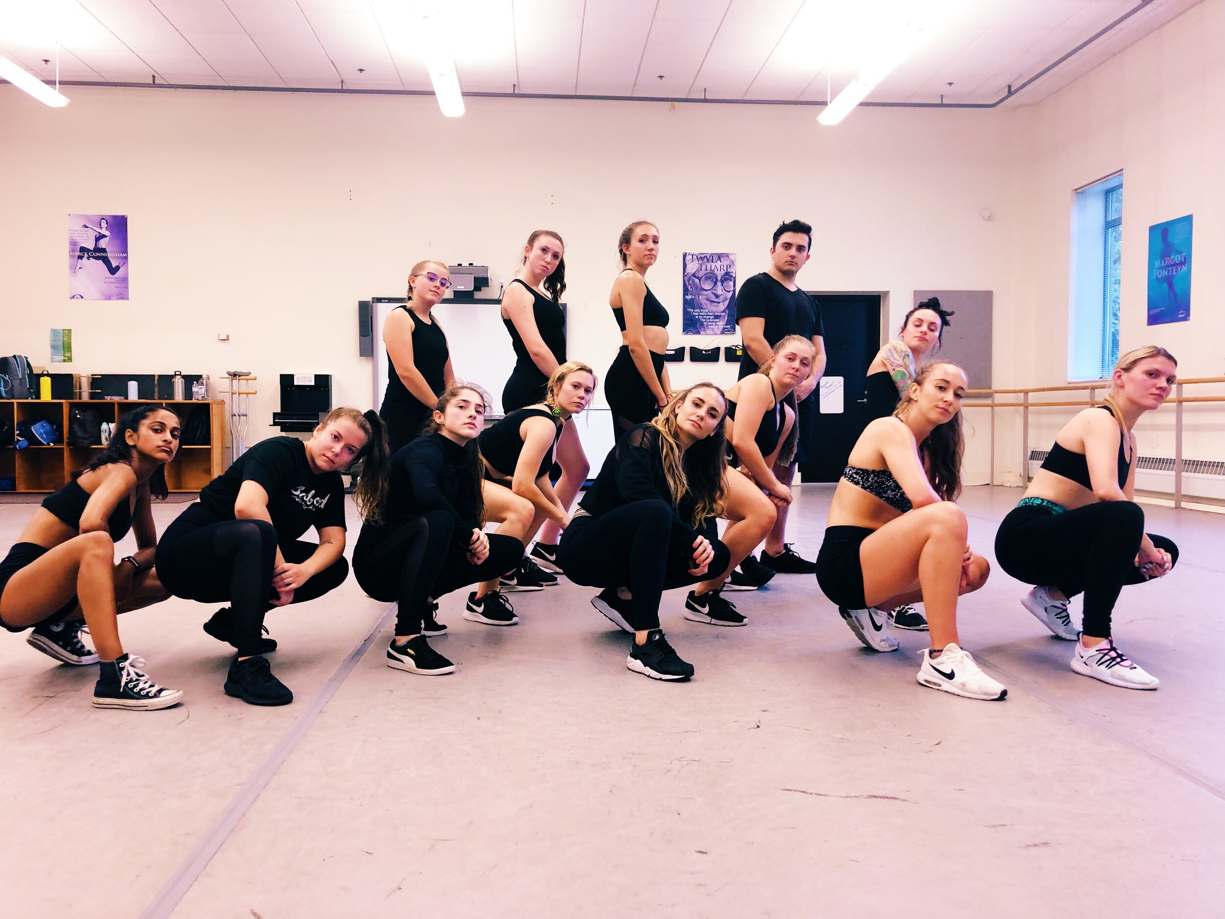 Plymouth State University Dance Team