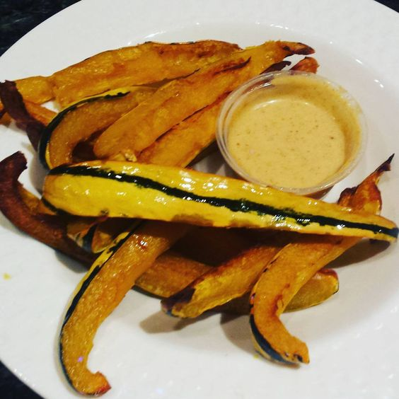 Delicata Steak Fries