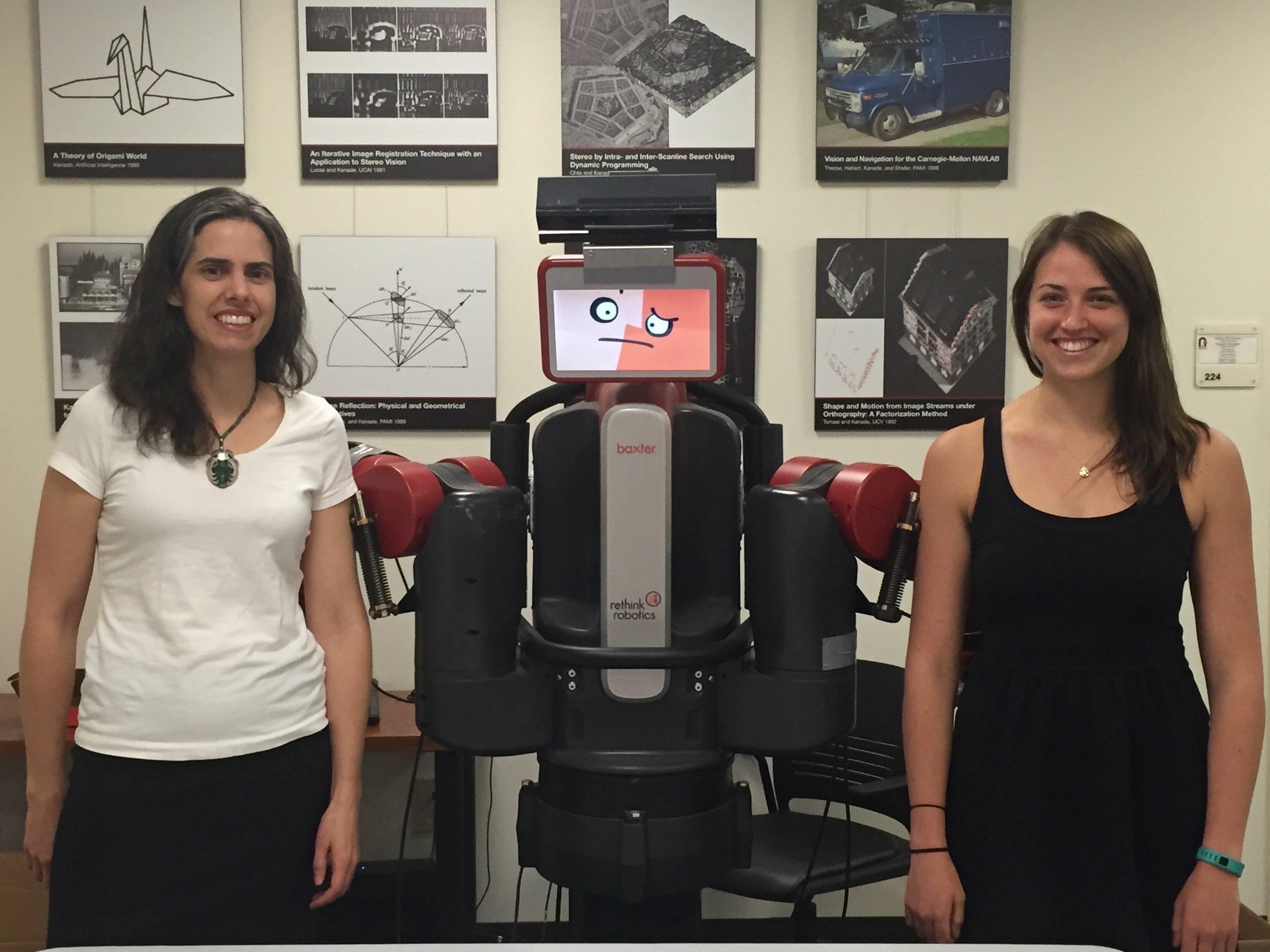 Suzanne Wynne - Grant Writer for Team RobotiX Erin Cawley - Instructional Technology Teacher