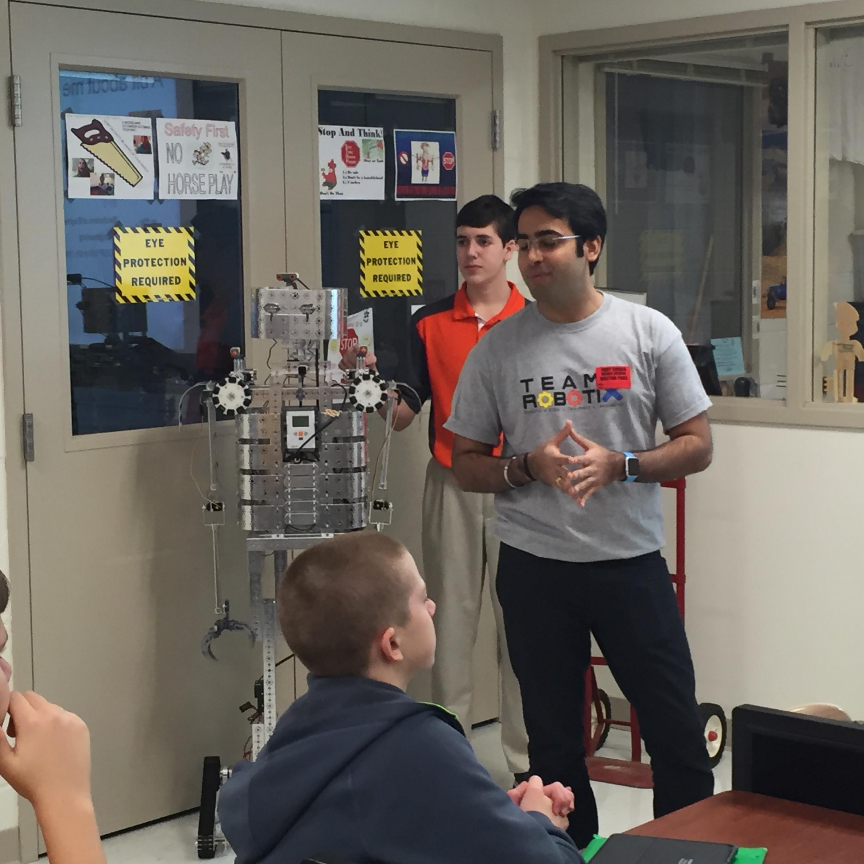Gautam Narang - Robotics Engineer