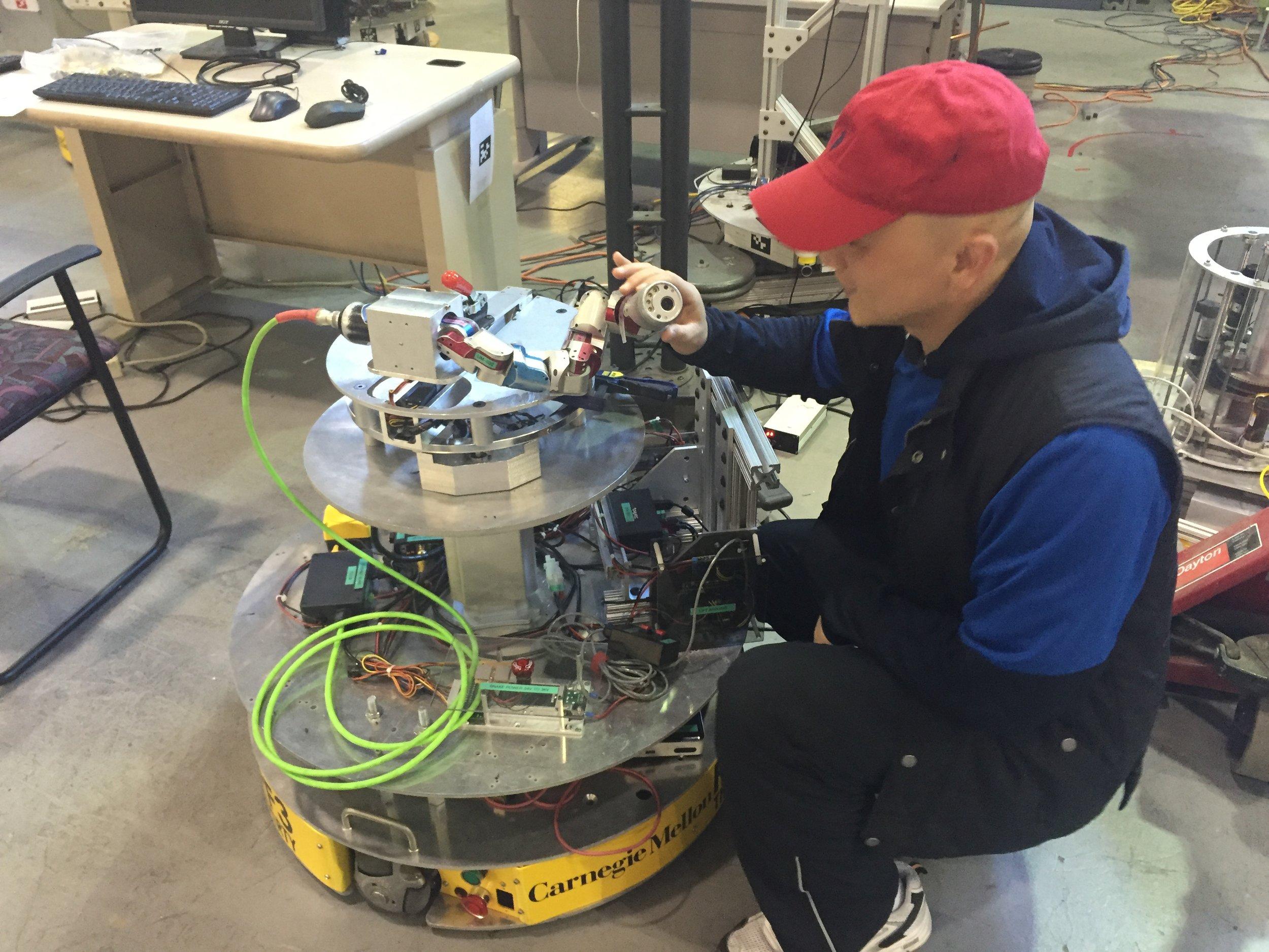 Terry Sy - China RobotC