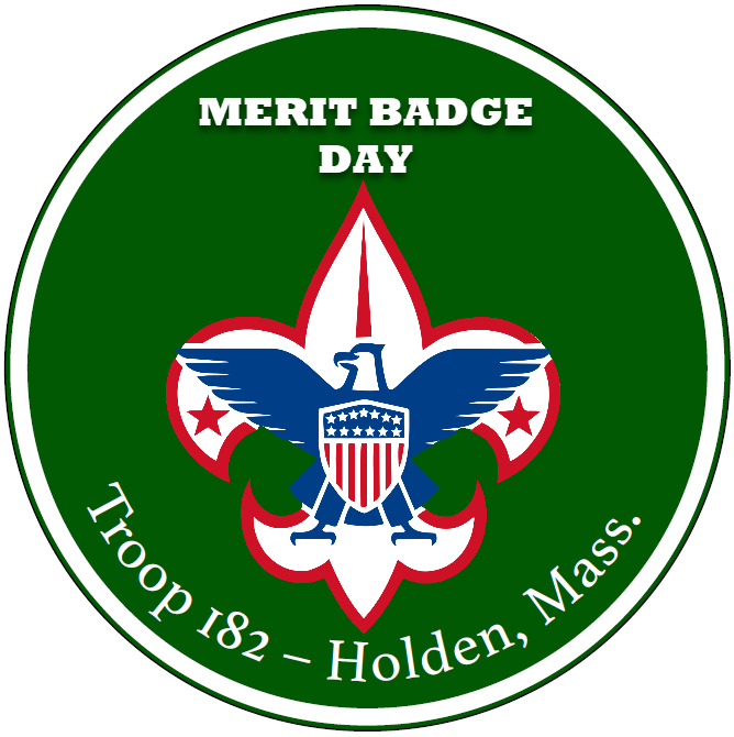TROOP 182 MERIT BADGE DAY2/8/20 - Spend some time learning something new and adding to your Merit Badges!Coordinator: Dan Golden