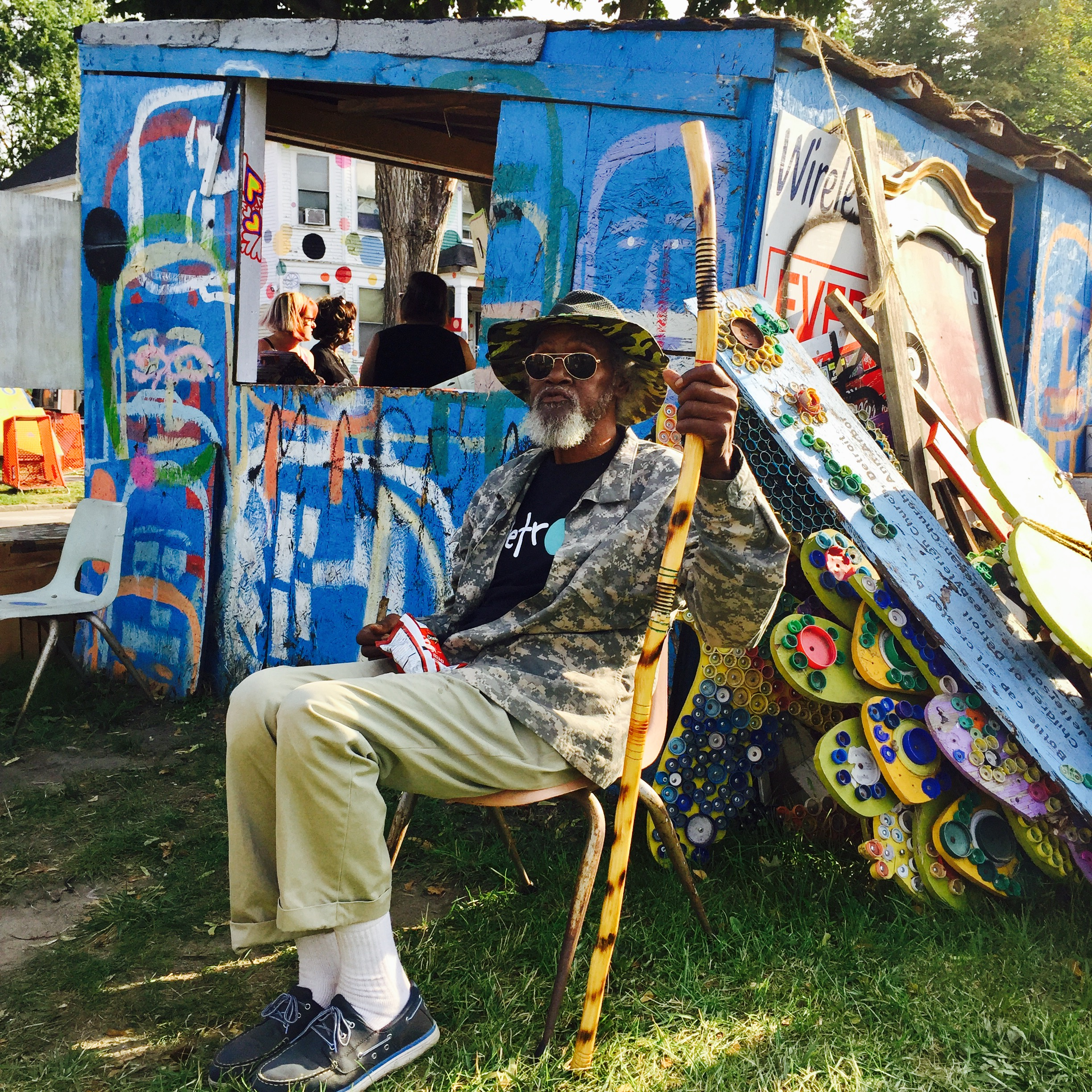 Photo by Heidelberg Project