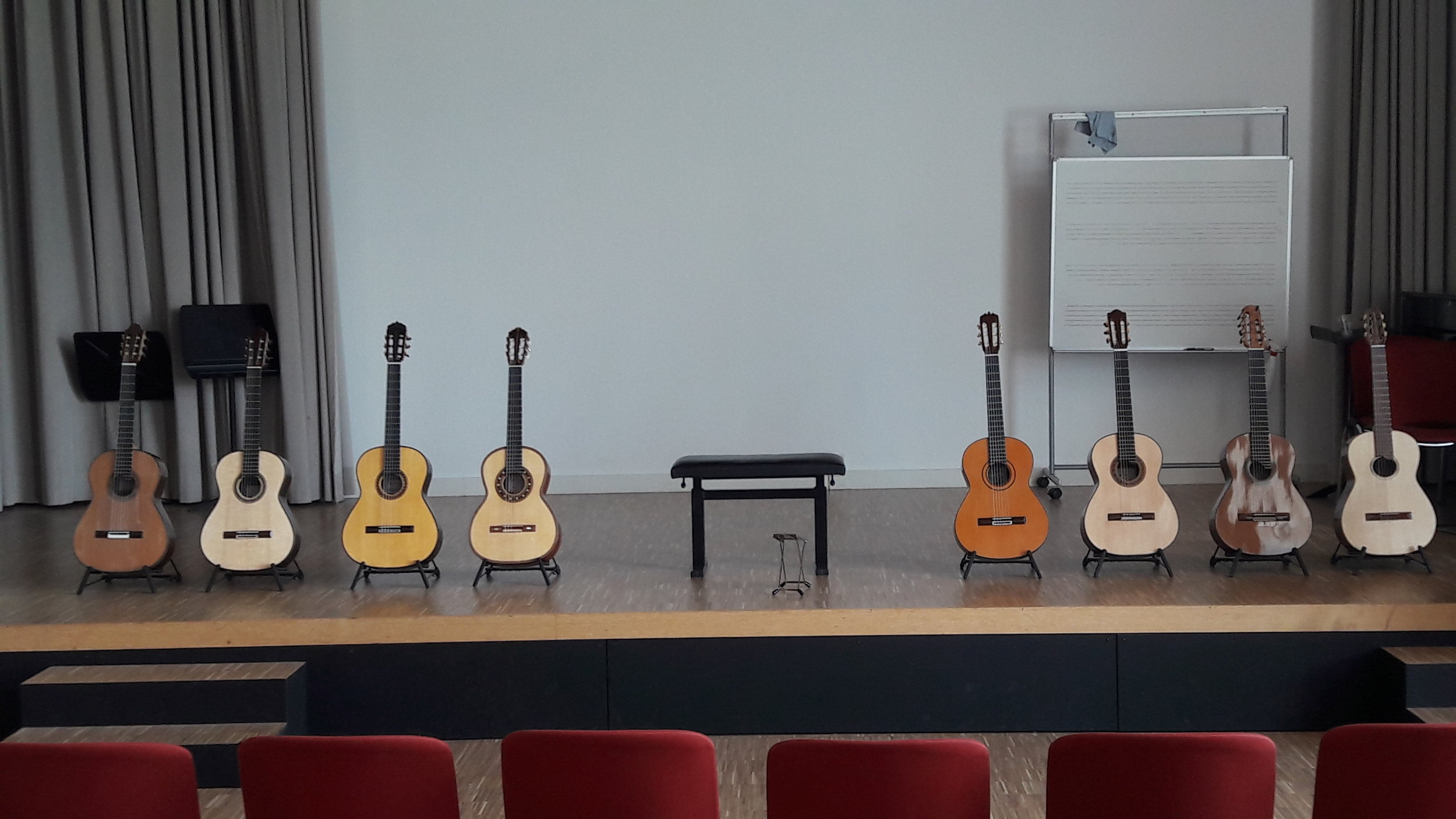Guitar Presentation Ligita 2019