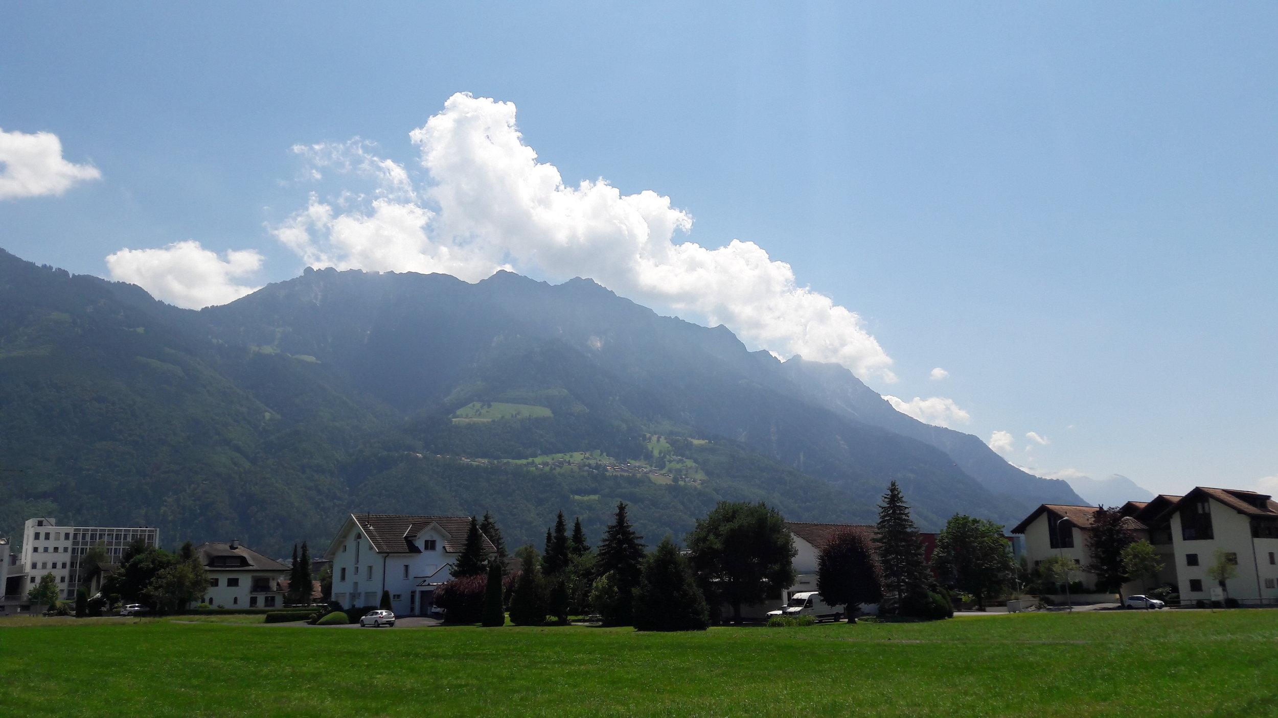 Liechtensteiner views