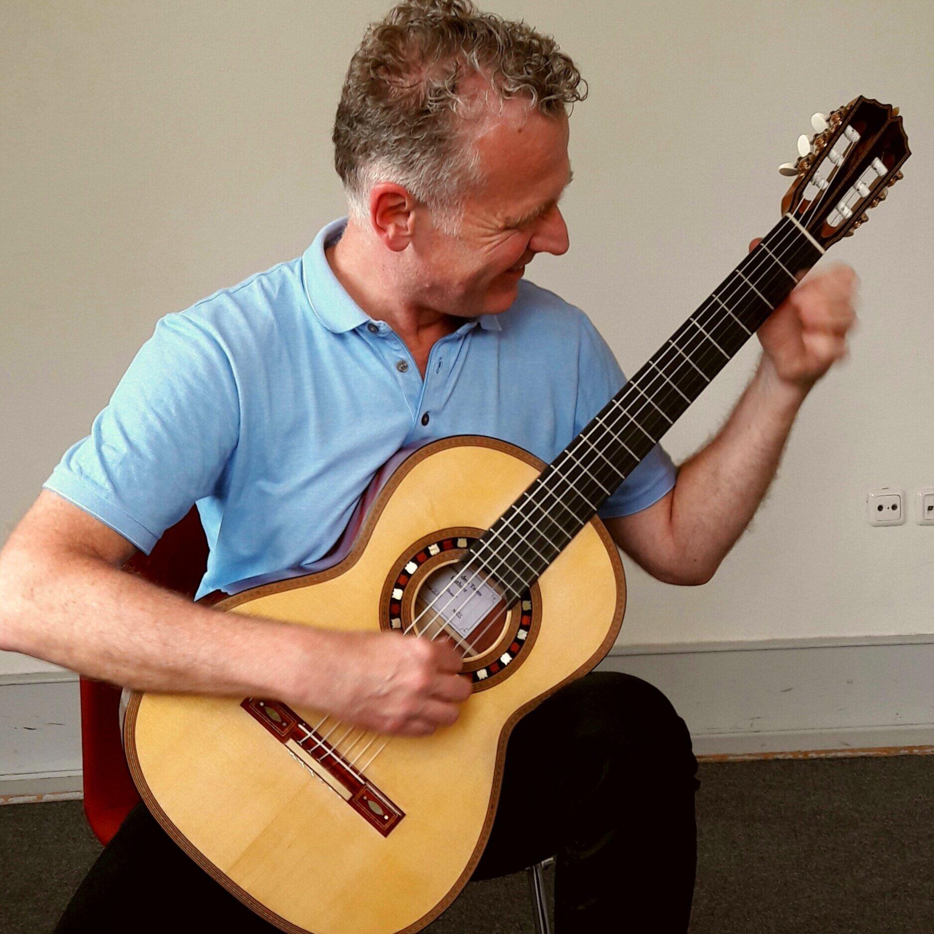 "Augustin Wiedemann, Having fun with""Ilona"", Iserlohn, Germany"
