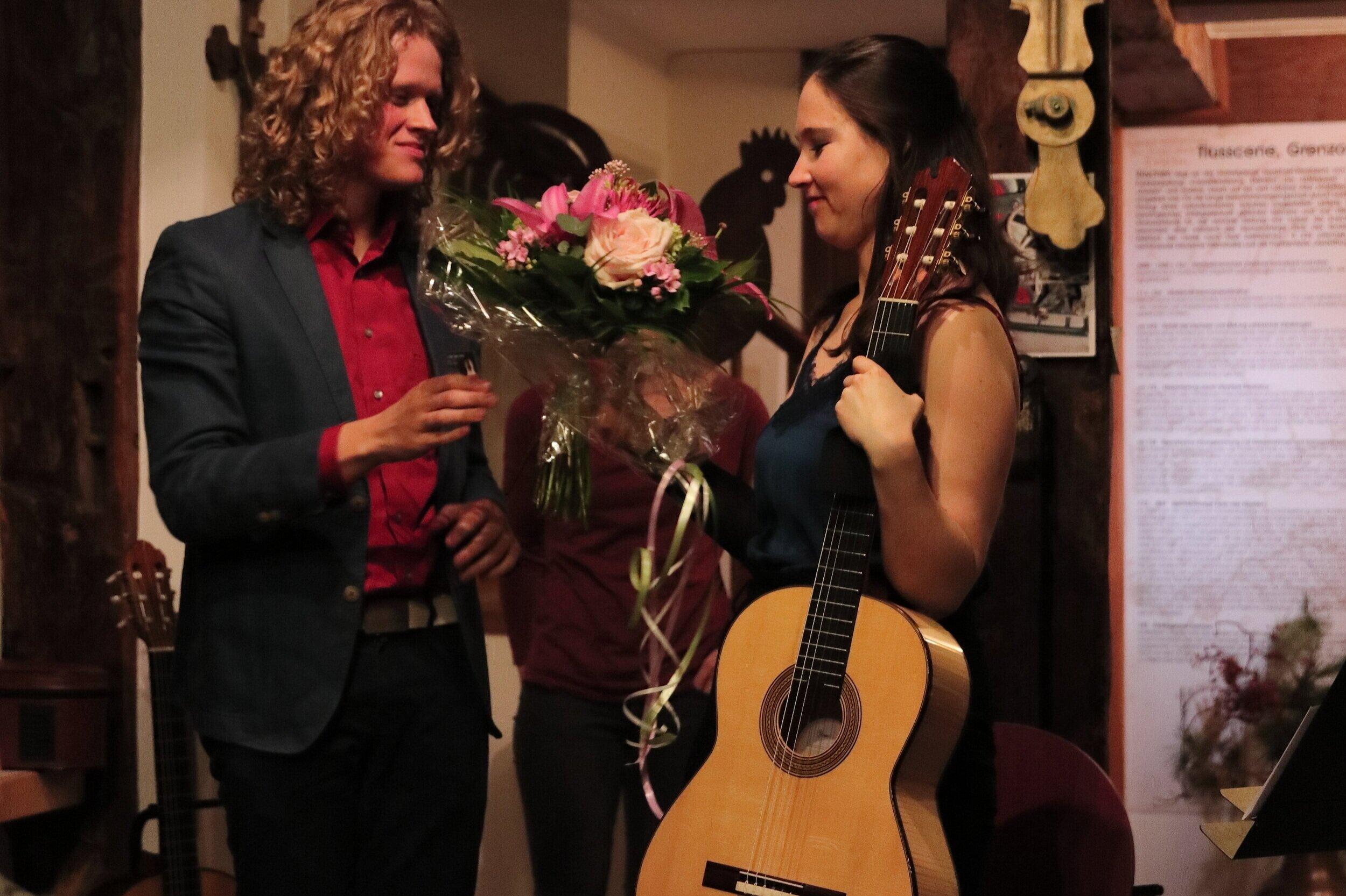 2e edition of Den Toom Luthier Concert series with Elke Prinsier, Züschen, Germany