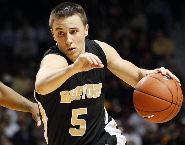 Eric Garcia, Wofford College Basketball '17