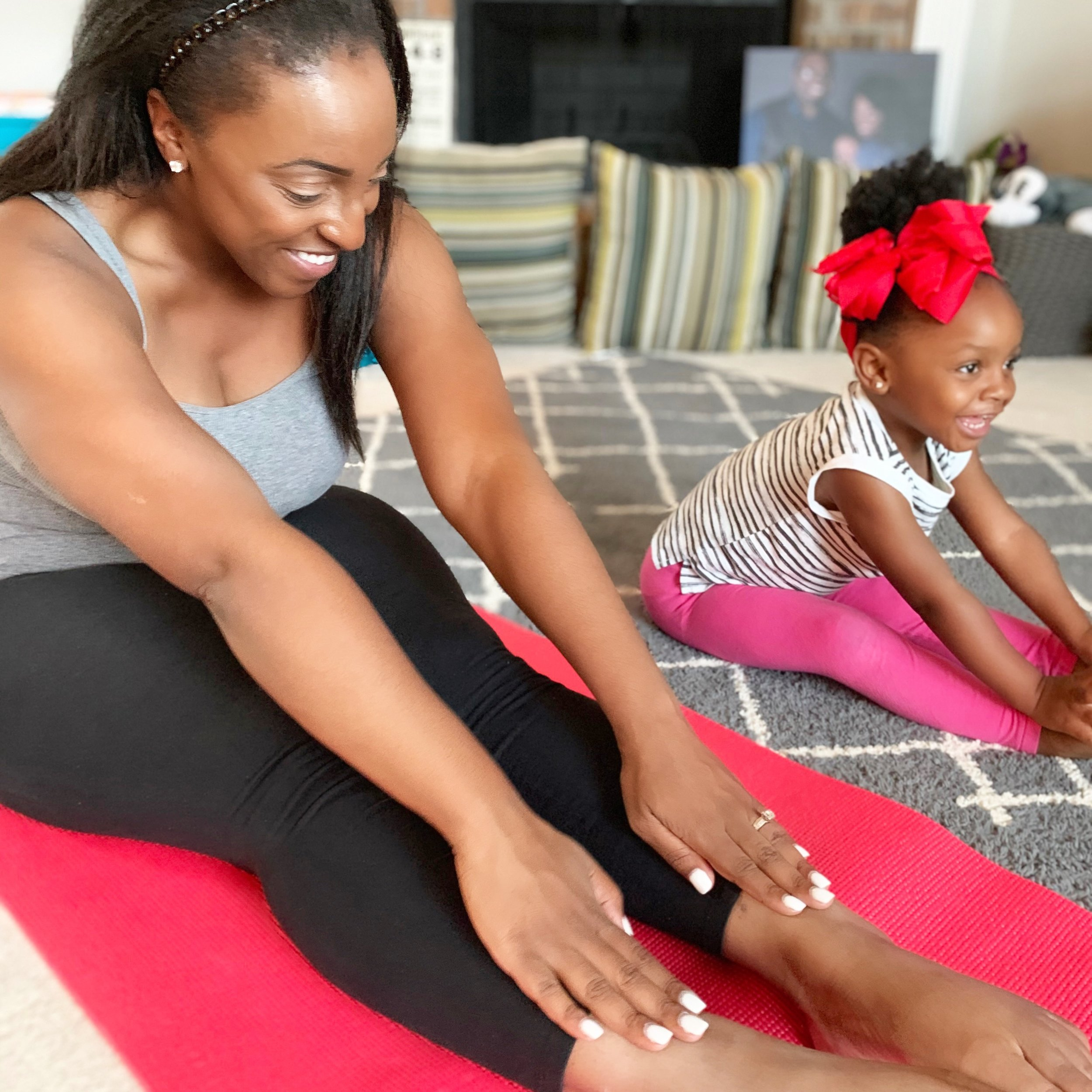 Healthy Mommy Fit Program