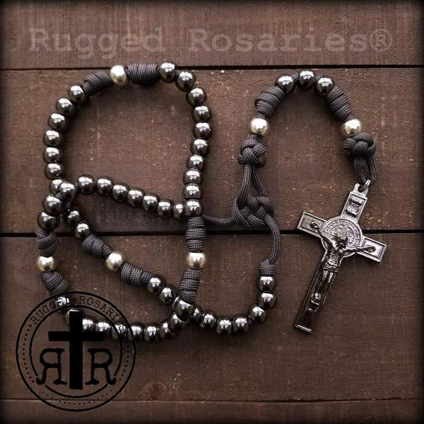 Rugged Rosaries - We love these rosaries! After being so tired of the fragile & flimsy Rosaries we'd been able to find, we tried these ones out and they're great. Super good quality and a neat idea for guys.