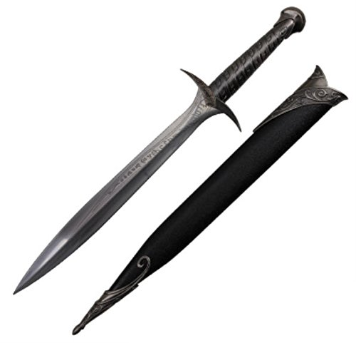 An Awesome Sword  - What do you get the guy who has everything? A sword, obviously. This replica of Sting (Bilbo's sword) is an excellent idea at a reasonable price.