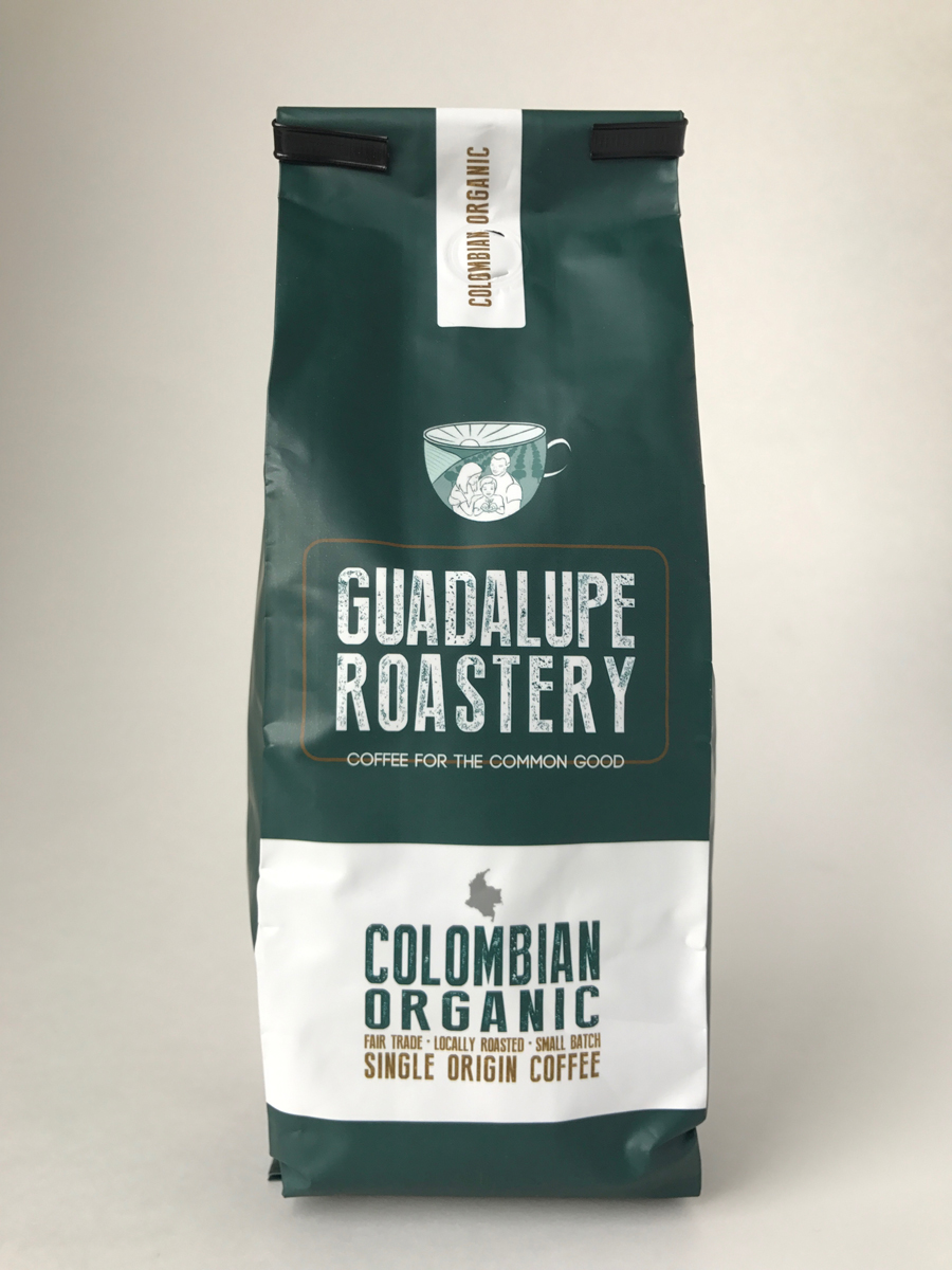 Guadalupe Roastery Coffee - I recently discovered Guadalupe Roastery, and after learning about their mission, I had to try it. And folks, it. is. so. good. Learn more about them here.