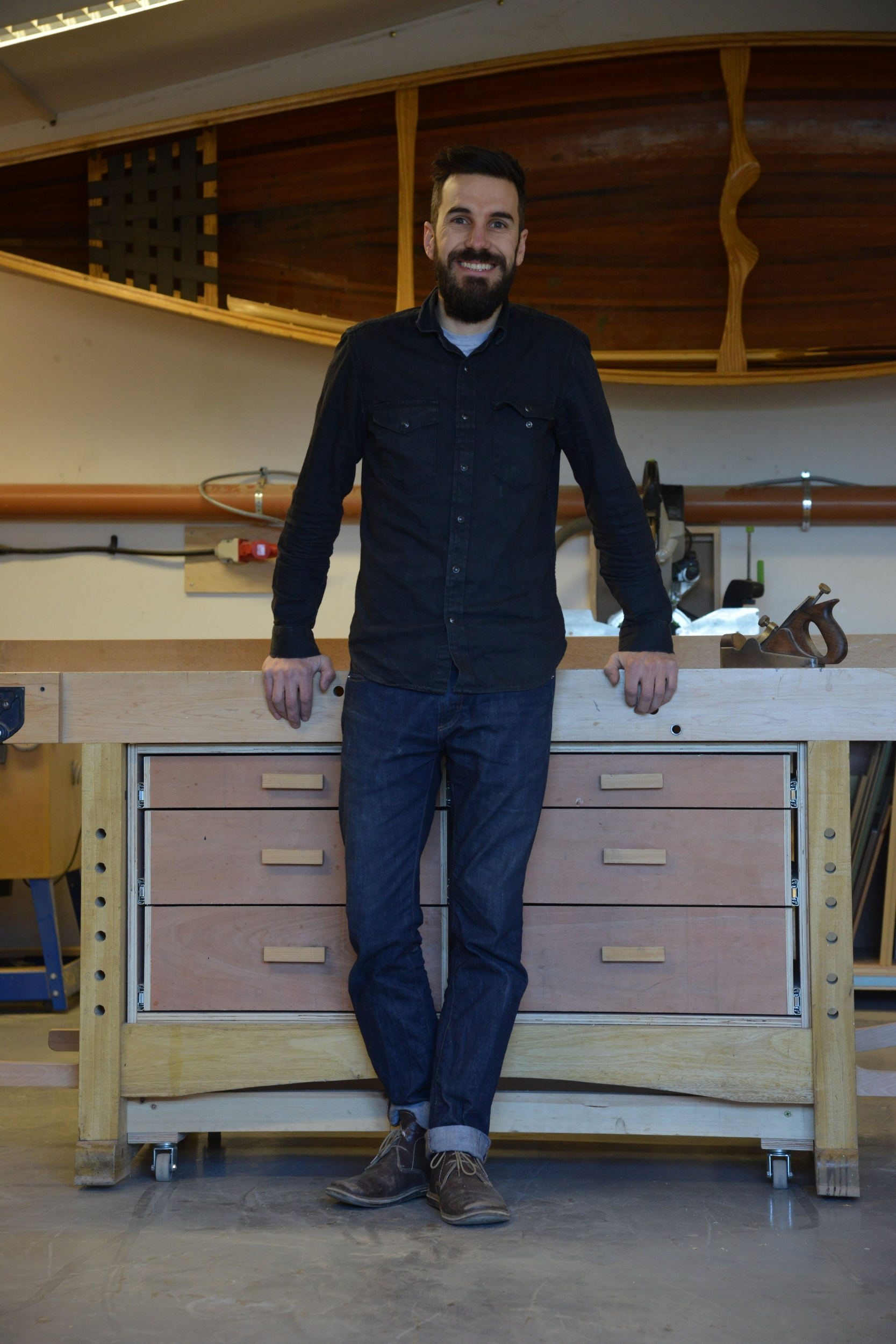 George Fisher Woodwork