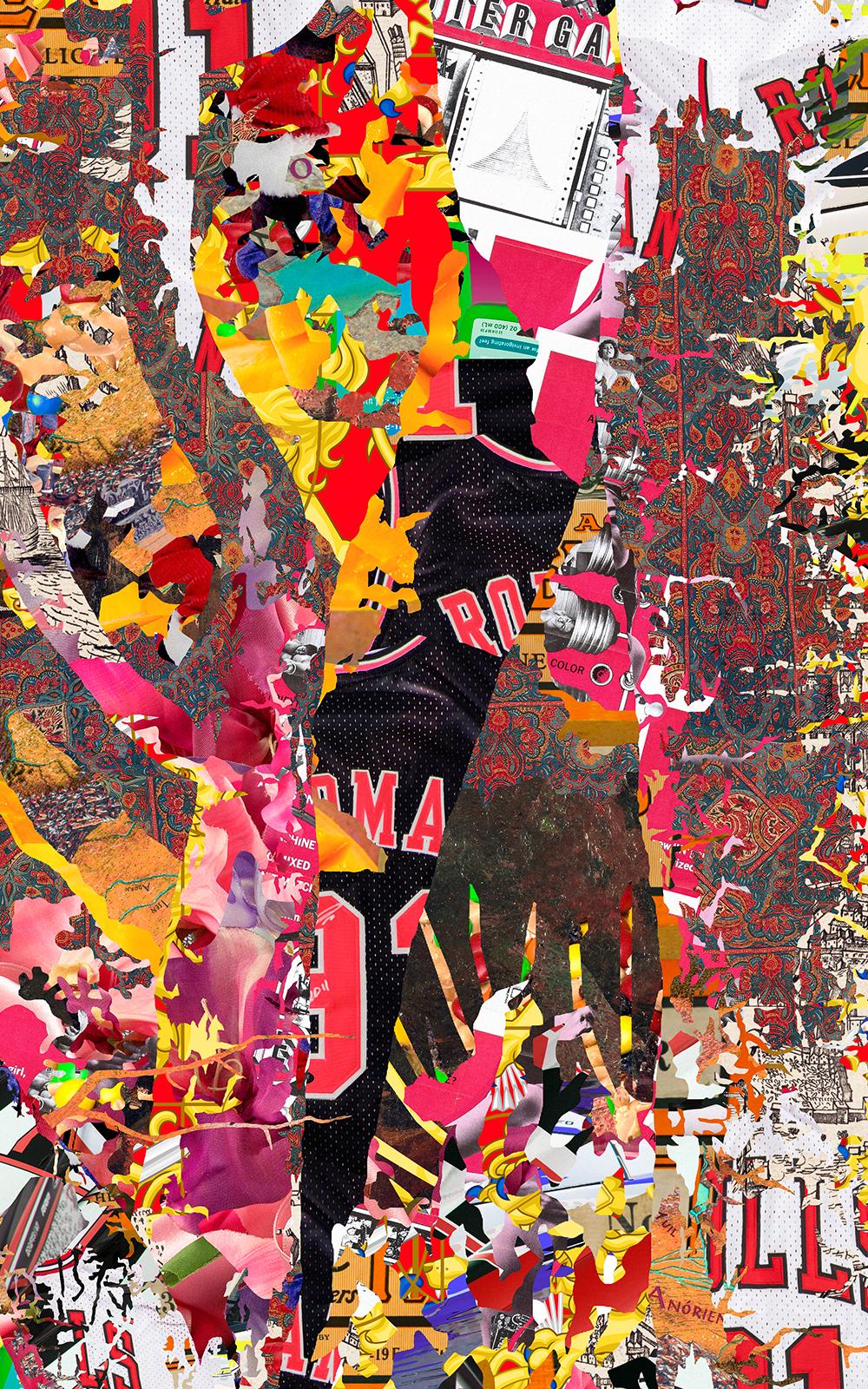 Case Simmons, Simmons & Burke, Cherry Bomb, Dutchmasters, Kohn Gallery,Pigment Print, Digital Collage,Digital Art, Photoshop Collage, Contemporary Collage, Photoshop Actions, Case Simmons Art