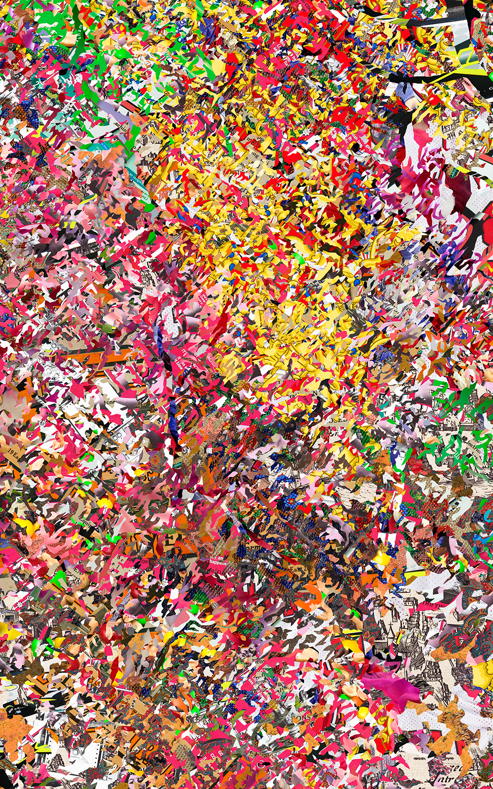 Case Simmons, Simmons & Burke, Cherry Bomb, Dutchmasters, Kohn Gallery,Pigment Print, Digital Collage,Digital Art, Photoshop Collage, Contemporary Collage, Photoshop Actions, Case Simmons Art, Collage Fine Art