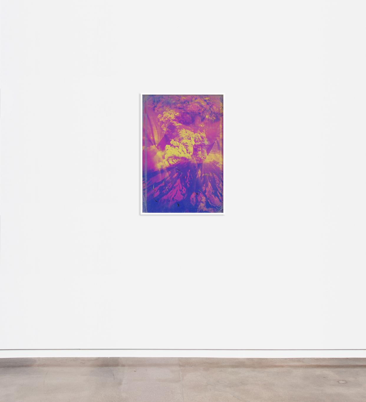 Case Simmons, Simmons & Burke, If Not Winter Composite #6, Kohn Gallery, Composite Image, Lightjet Print, Digital Collage,Digital Art, Photoshop Collage, Contemporary Collage,Case Simmons Art, Case Simmons Artist, Collage Fine Art, Hyper Collage, Digital Painting,Digital Landscape
