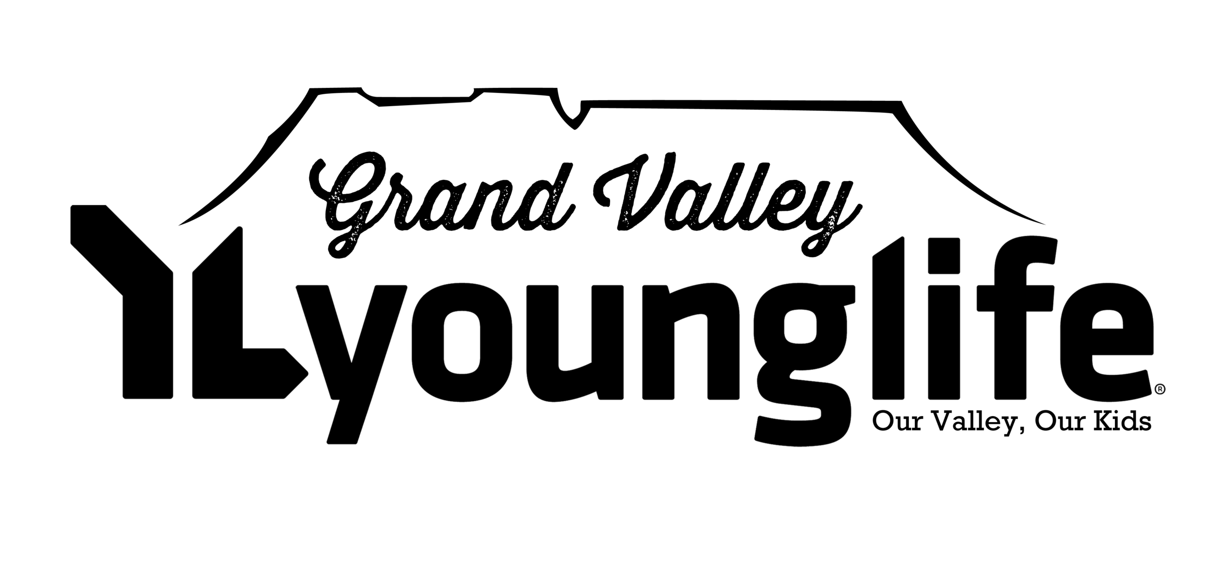 YoungLife Grand Valley Logo with Grand Mesa_BLACK.png