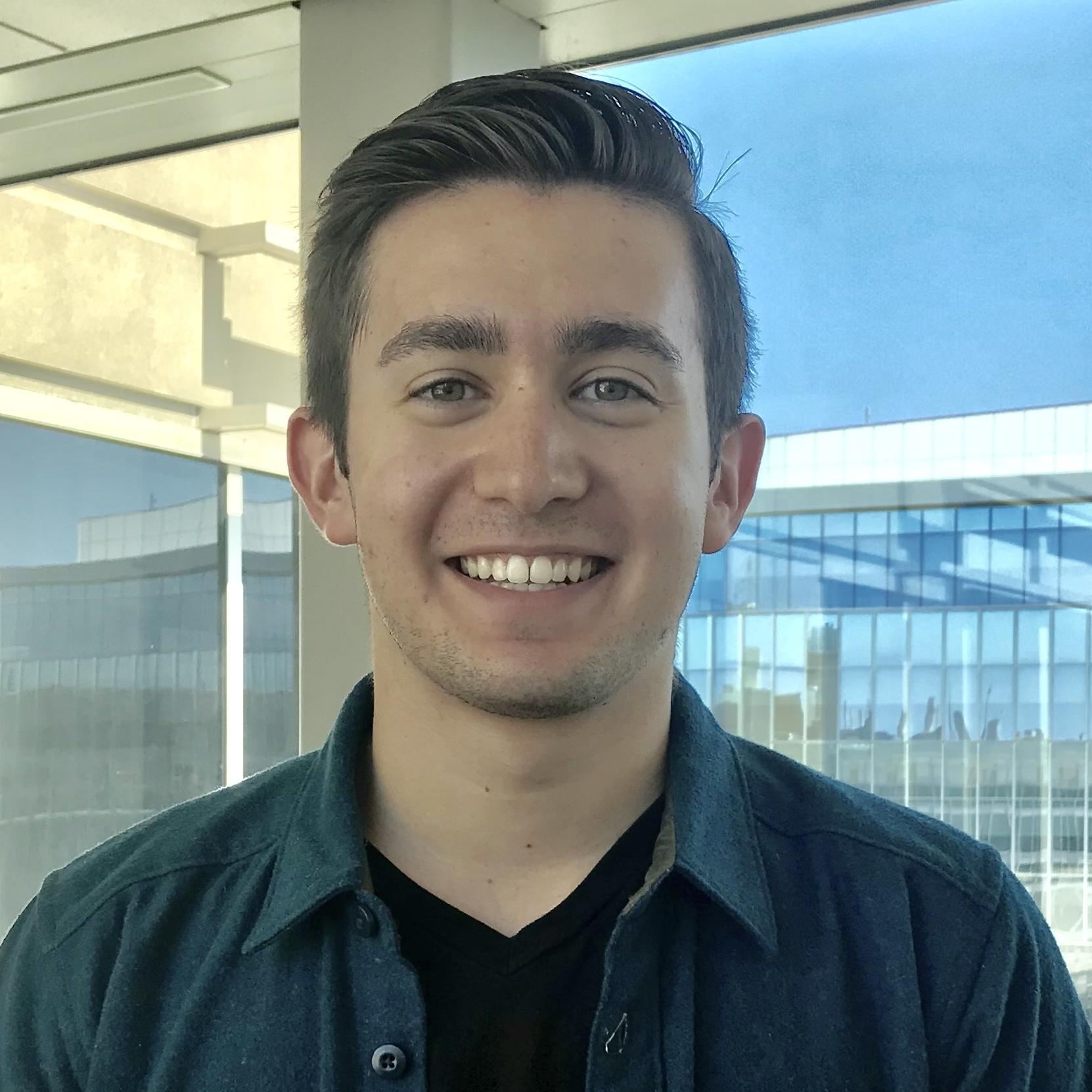 Cameron B., Junior  Northwestern University  Biomedical Engineering
