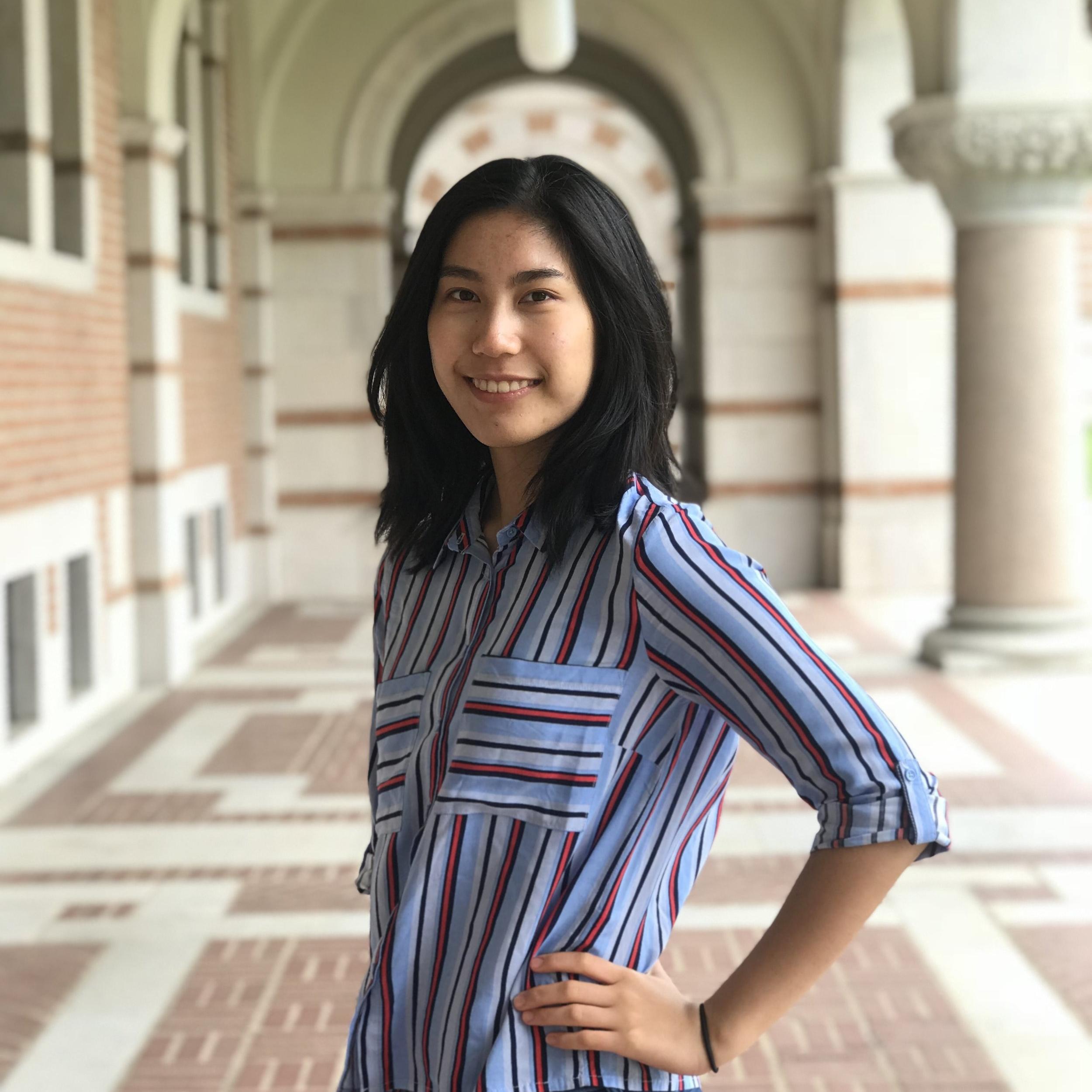 Janice J., Junior  Rice University  Chemical/Biomolecular Engineering