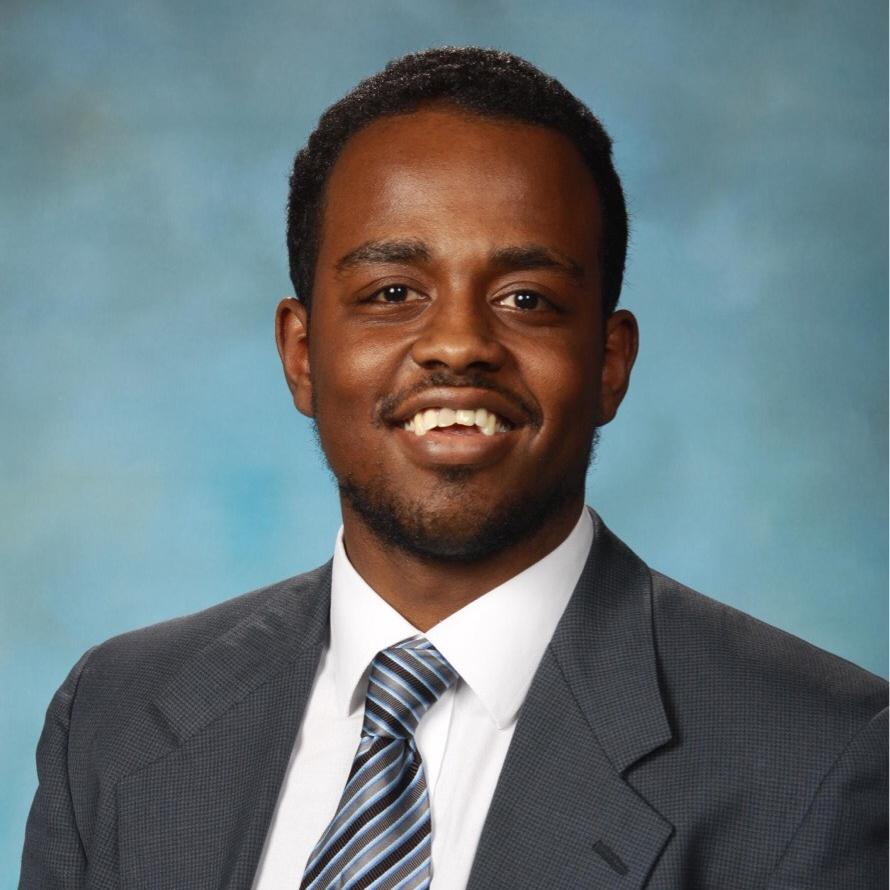 Mahamoud A., Senior  Augsburg University  Business Admin/History