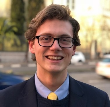 """In short, the experience was highly translatable to business work in a variety of areas, and is THE qualification which I would identify as having set me apart from other applicants for jobs and internships.""   Luke C., University of Notre Dame, Beacon Fellow '17"