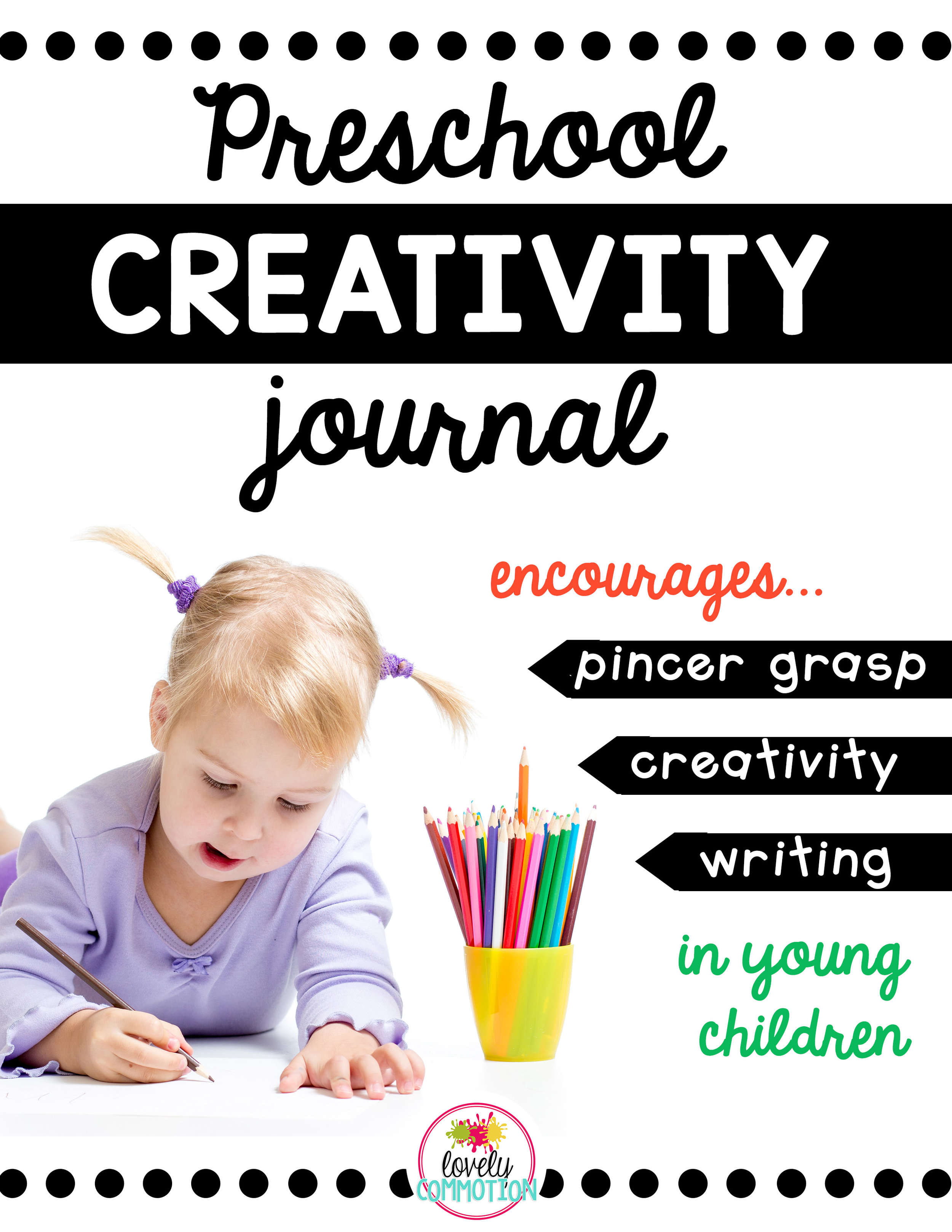 Preschool Creativity Journal