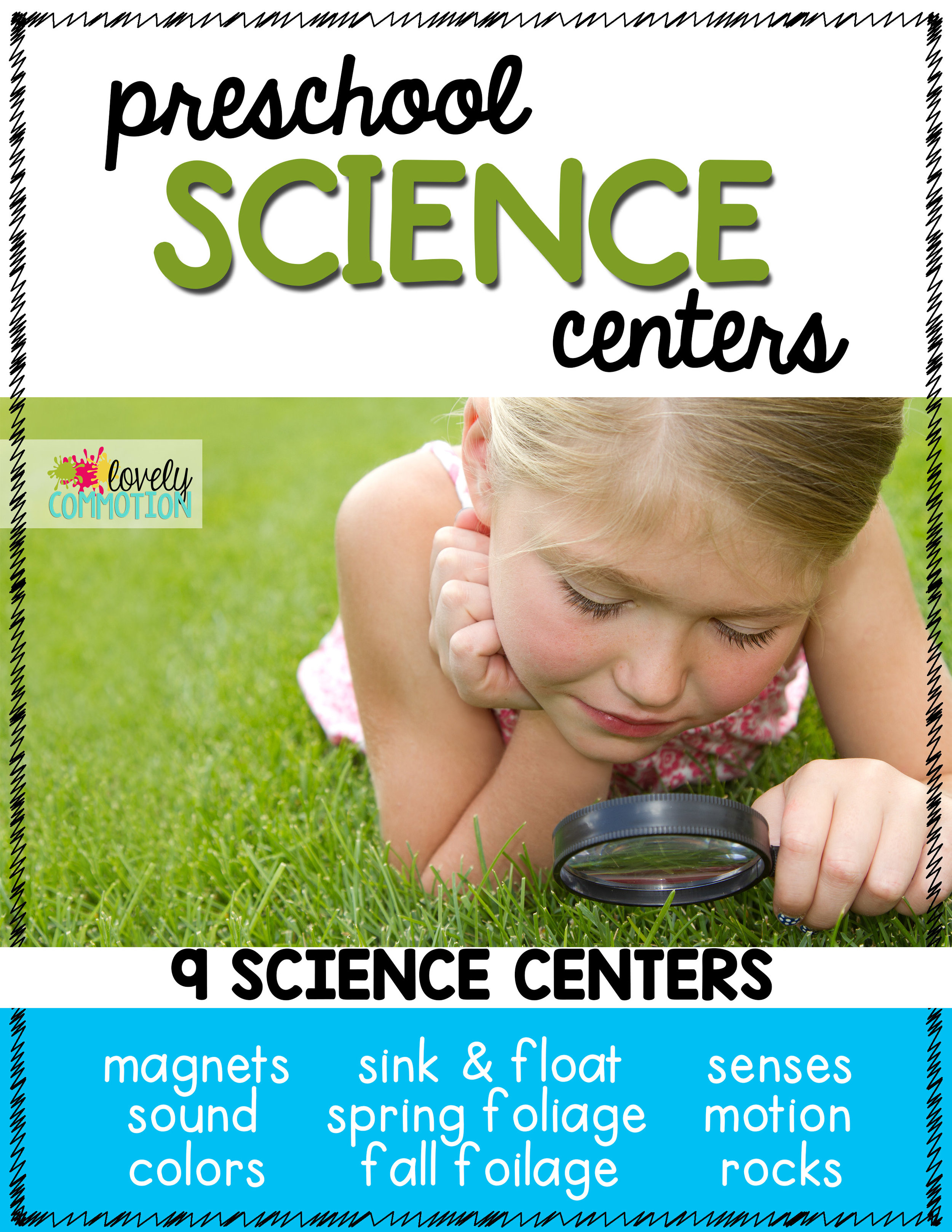 Preschool Science Center