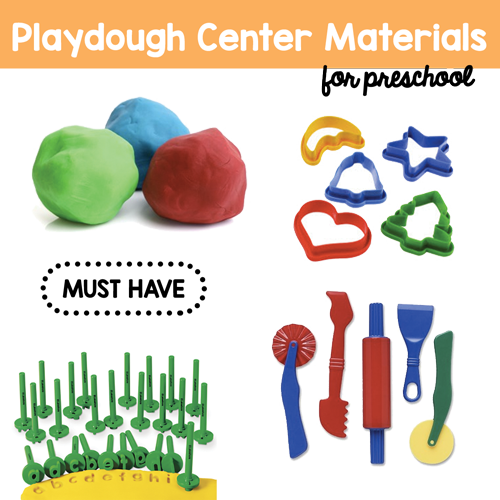 Playdough Center